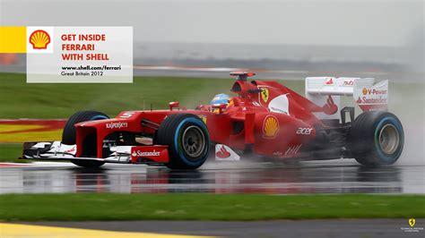 ferrari shell shell ferarri formula 1 team britain race 2012 1920x1080