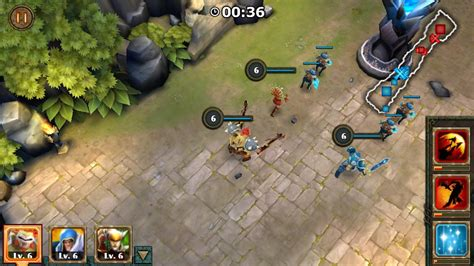 moba for android legendary heroes moba android apps on play