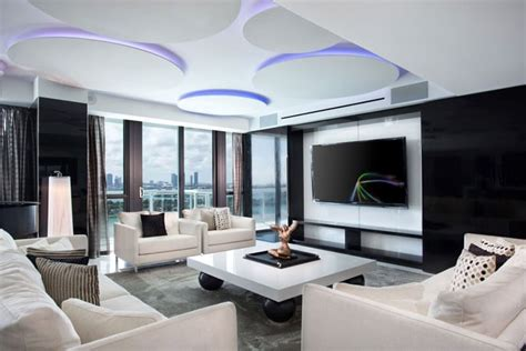 miami beach penthouse beach style living room other 5 stunning miami beach penthouses with pool