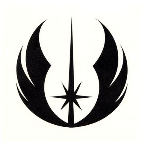 jedi symbol tattoo jedi symbol l for joseph s shirt put jedi on back gift