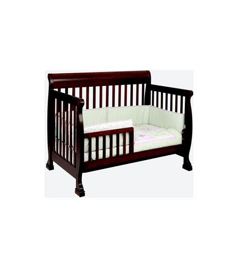 Davinci Kalani 4 In 1 Convertible Crib In Espresso Kalani 4 In 1 Convertible Crib With Toddler Rail