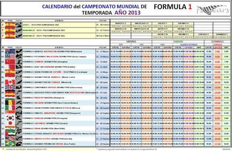 F1 Calendar Wiki Calendario Para La Temporada 2014 2015 De Formula E