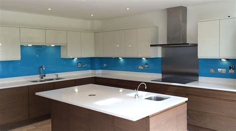 Contemporary Kitchen Backsplash Coloured Glass Splashbacks By Glass Replacements Coventry