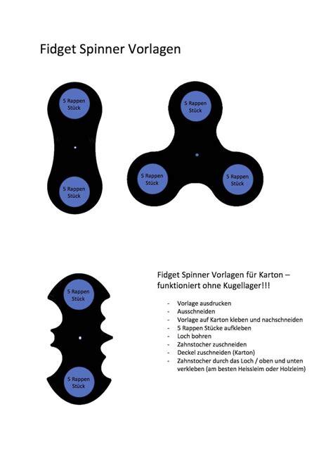 gemeinsame wohnung trennung fidget spinner vorlage zum ausdrucken muster vorlage ch