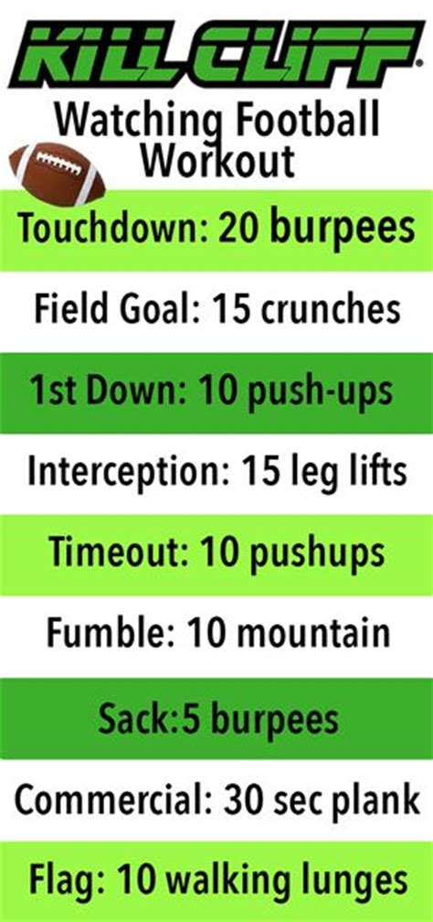 25 best ideas about football workouts on