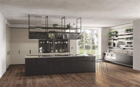 scavolini to exhibit two new kitchen island designs at