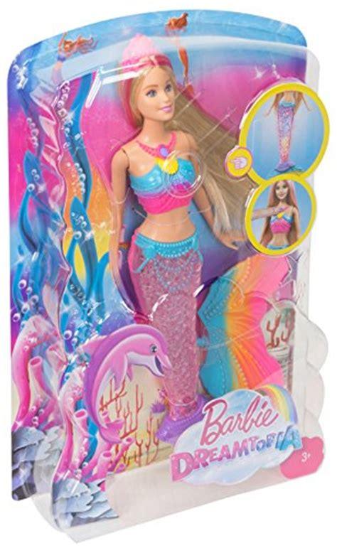 barbie rainbow lights mermaid doll barbie rainbow lights mermaid doll
