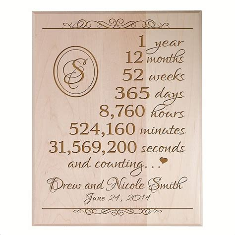 Wedding Year Gifts by 37 Best 1st Wedding Anniversary Gift Ideas Paper Images