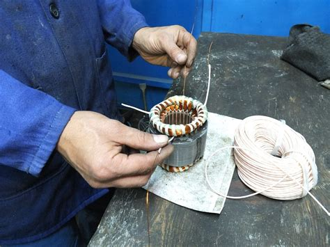 emin bobinaj uemraniye elektrikli motor tamir sarimi