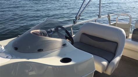 fishing boat for sale jamaica 2002 suncruiser jamaica 25 pontoon boat for sale at