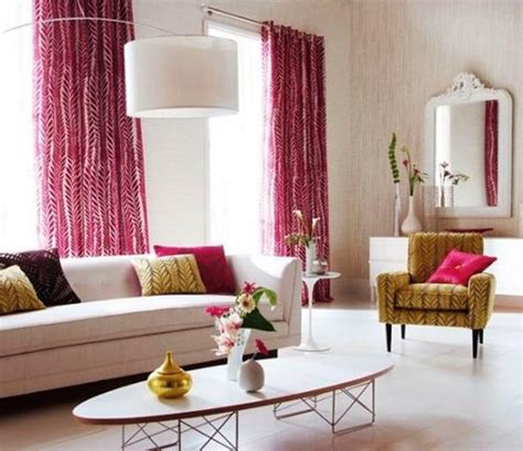 livingroom curtains 15 lively and colorful curtain ideas for the living room
