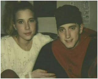 eminem young life kim marshall mathers there is always that one bitch