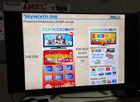 Tv Led Coocaa lazada brings coocaa led tv for as low as php5 990 teknogadyet