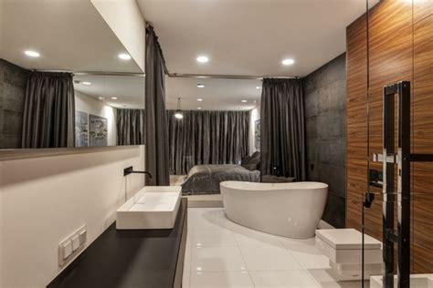 wohnung modern wohnung einrichten in grau modernes apartment als