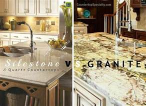 Cost Of Corian Countertop Compare Countertop Materials Silestone Vs Granite Vs