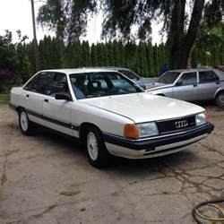 Audi 200 Quattro Turbo For Sale 1990 Audi 200 Turbo Quattro 5 Speed True Survivor No