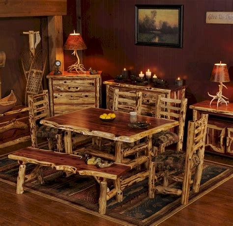 log dining room tables aromatic cedar log dining table juniper tables cedar log furniture the log