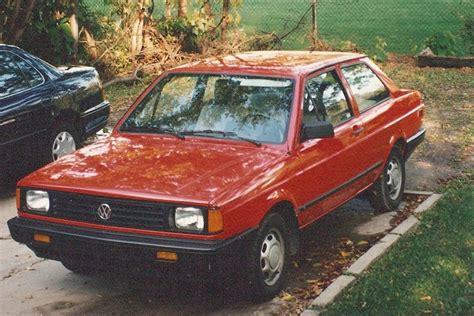 volkswagen fox 1990 1990 volkswagen fox photos informations articles
