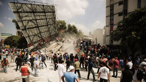 earthquake yesterday in mexico are mexico s two major earthquakes related and what could