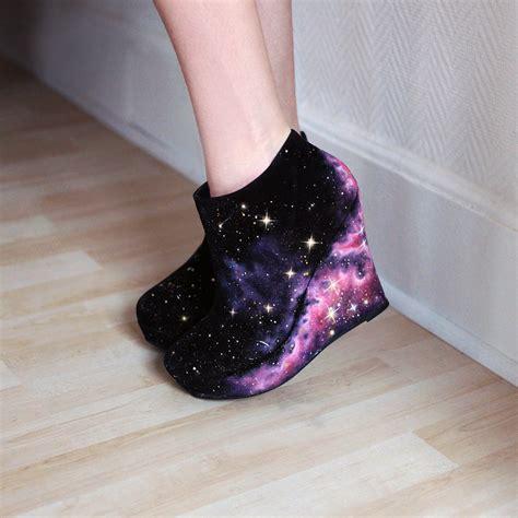 best high heel website handpainted nebula wedges heels website www kustomkix