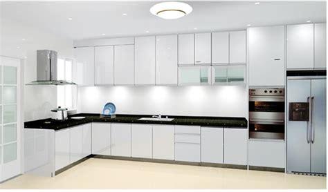 Kabinet Dapur L Shape Bumipro Kitchen Cabinet And Wardrobe L Shape
