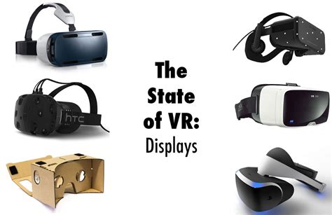 Console Vr Desktop Console And Mobile A Survey Of The Current