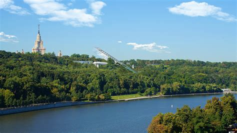 designboom russia architects of invention proposes to renovate moscow ski jump