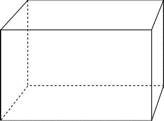 Right Rectangular Prism Clipart Etc