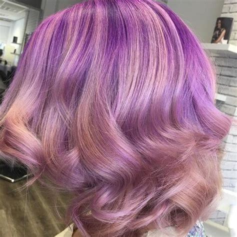 purple shoo for purple highlights 22 purple hair color ideas trending in 2018