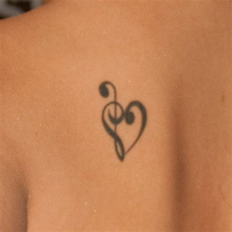 treble clef heart tattoo designs 25 treble clef images pictures and photos ideas