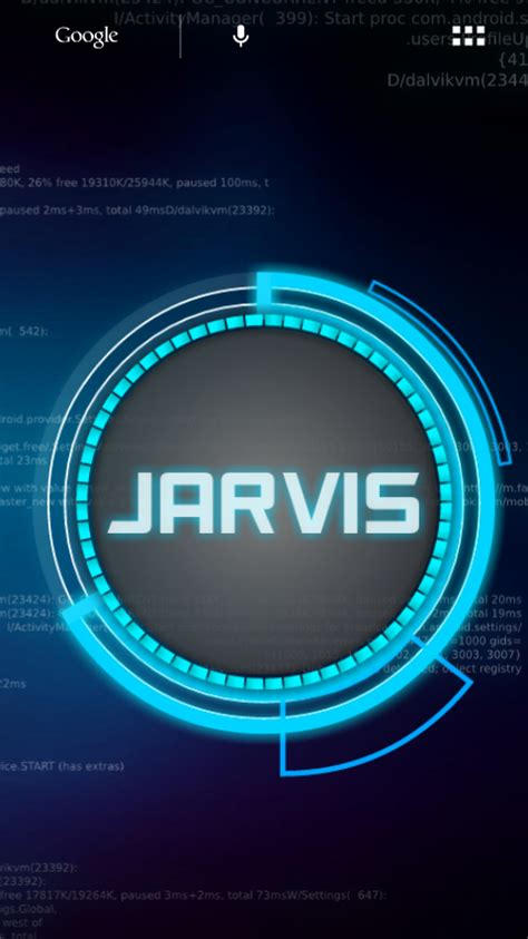 wallpaper android interactive jarvis wallpaper hd for android www pixshark com