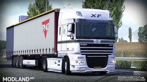 Sticker Tuning Poid Lourd by Daf Xf By 50k V 3 7 Mod For Ets 2