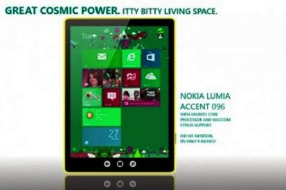 Nokia Lumia Windows 8 Terbaru nokia lumia accent 096 windows 8 pro spesifikasi dan harga