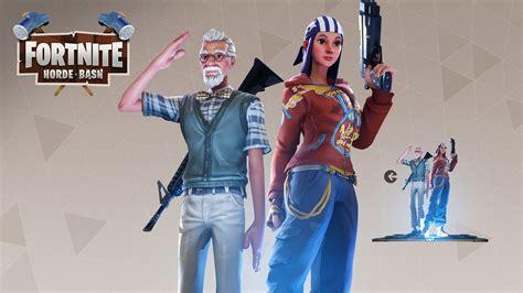 fortnite costumes fortnite update adds horde mode fixes for battle royale