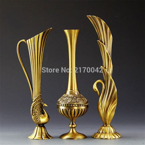 antique metal vases buy wholesale antique metal vase from china antique