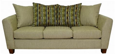 olive couch olive fabric modern sofa loveseat set w options