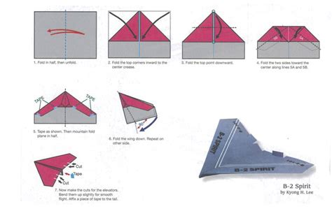 What Makes A Paper Airplane - best paper plane folding keres 233 s