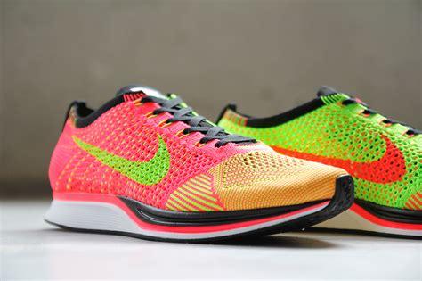Nike Flynit Racer 2 nike flyknit racer quot hyper punch quot sbd