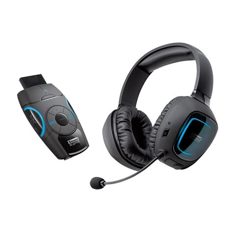 Headset Bluetooth Cross sound blaster recon3d omega wireless cross platform gaming