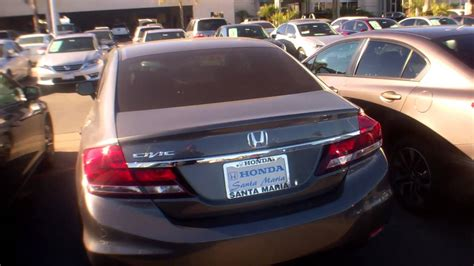 grey honda civic 2013 honda civic sedan ex l polished metal metallic grey
