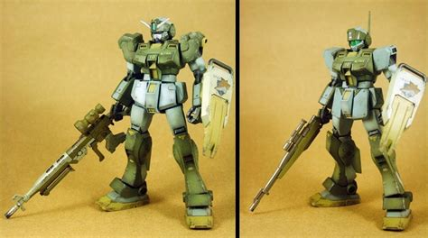 Hguc Gm Sniper Ii By Hobby Japan hguc 1 144 gm sniper ii modeled by photoreview