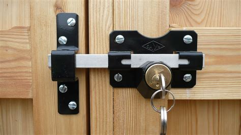 backyard gate lock wooden garden gate locks garden gates pinterest
