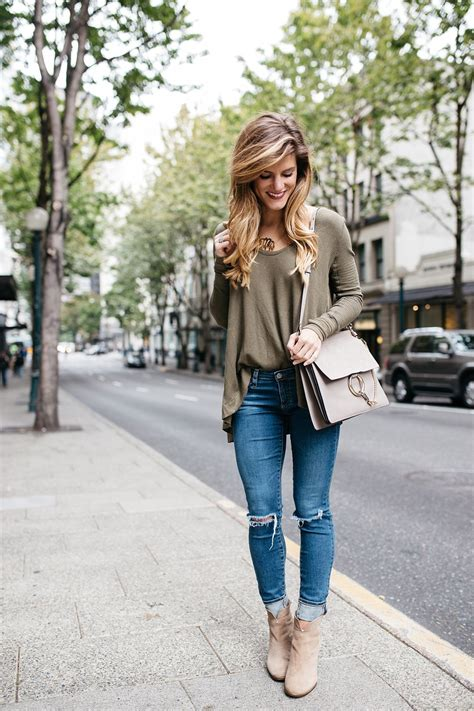 cute simple fall outfit brightontheday