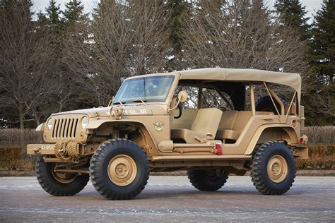 Where Is The Jeep Made 2015 Jeep Concept Vehicles Race Dezert