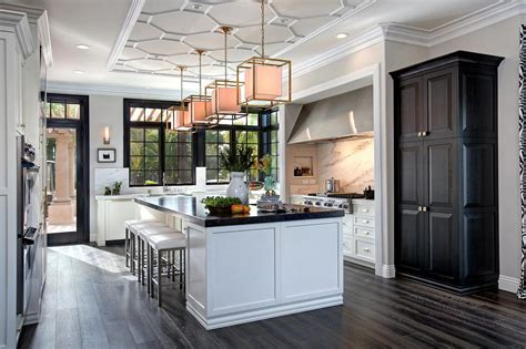 chef kitchen ideas tour this classically chic chef s kitchen hgtv s