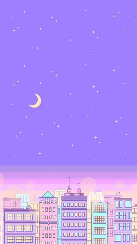 pastel purple aesthetic vaporwave ish