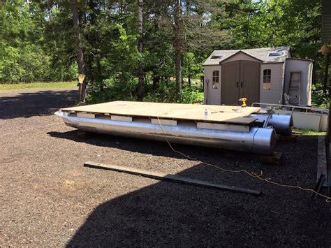 homemade pontoon boat plans homemade pontoon boat plans homemade ftempo