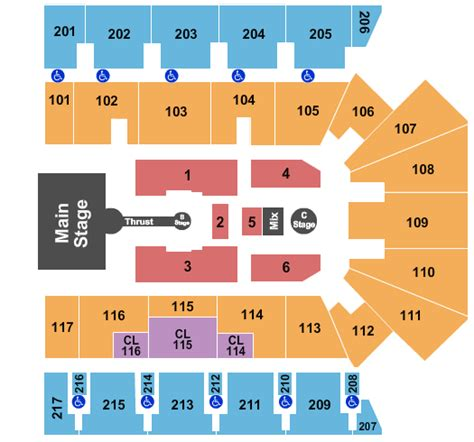 american bank center rodeo seating chart cnco corpus christi tickets 2017 cnco tickets corpus
