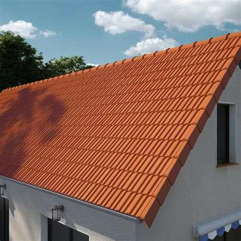 Tuiles Imerys Prix by Tuile Imerys Toiture H14 Leroy Merlin
