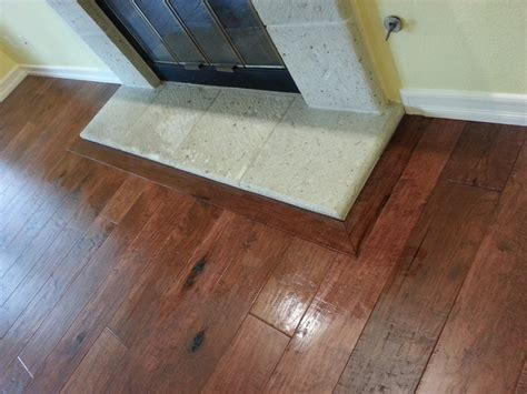 Brothers Flooring by We Decided To Put A Border Or Frame Out Around The